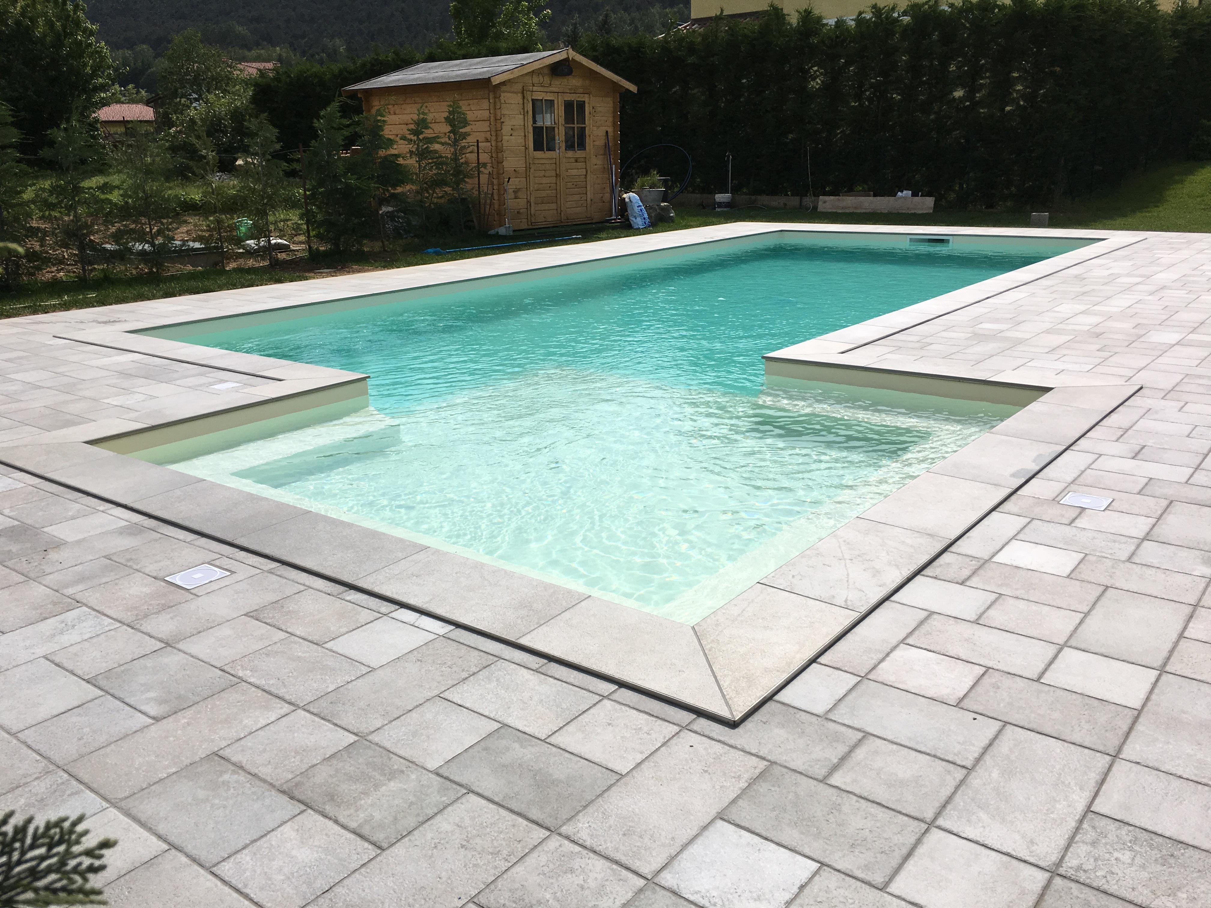 Piscine interrate in vetroresina piscina interrata for Piscine interrate in vetroresina