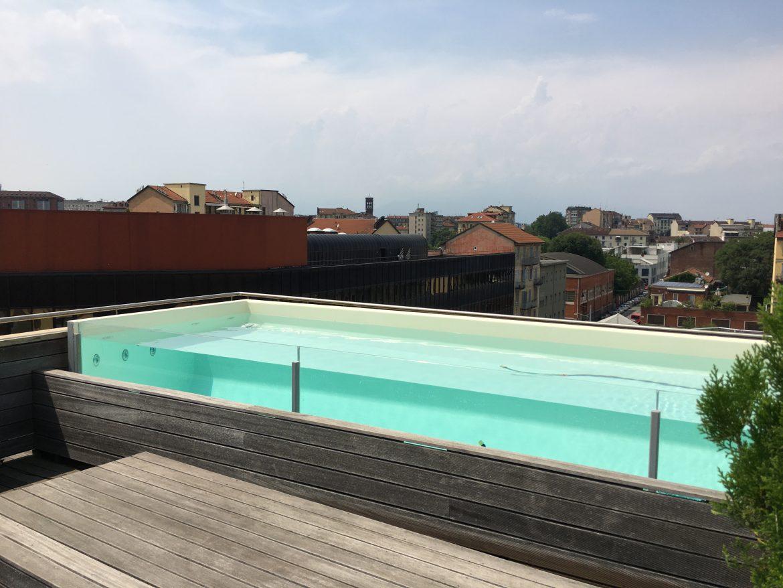 Il mare in centro citt aepiscine - Attico con piscina ...