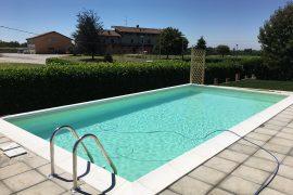 costruzione piscina interrata novara ad acqua salata