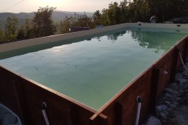 piscina fuoriterra senza permessi