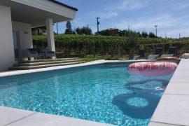 piscina interrata